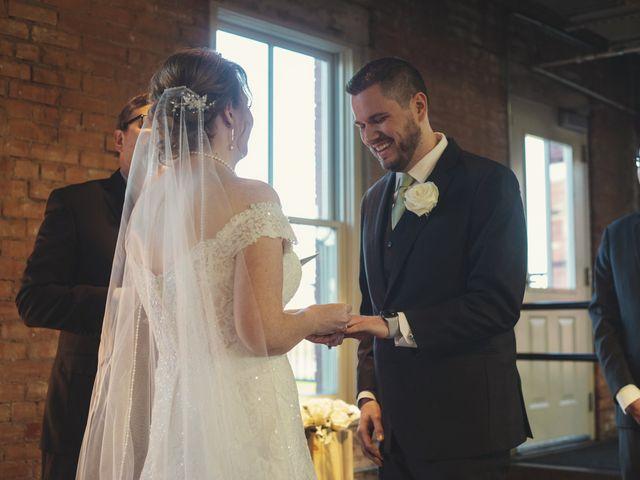Kenley and Sarah's Wedding in Dallas, Texas 15