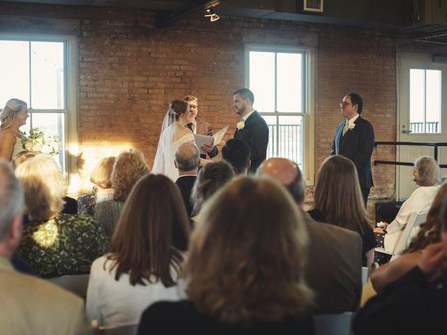 Kenley and Sarah's Wedding in Dallas, Texas 16