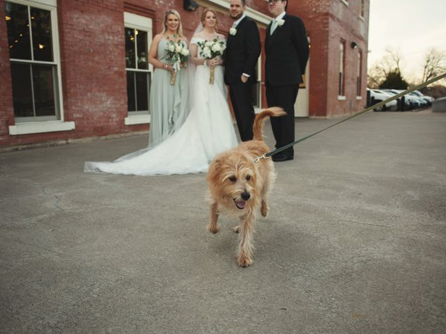 Kenley and Sarah's Wedding in Dallas, Texas 18