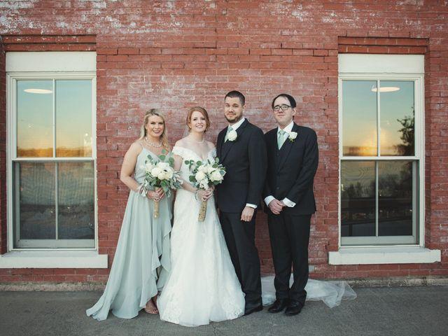 Kenley and Sarah's Wedding in Dallas, Texas 19