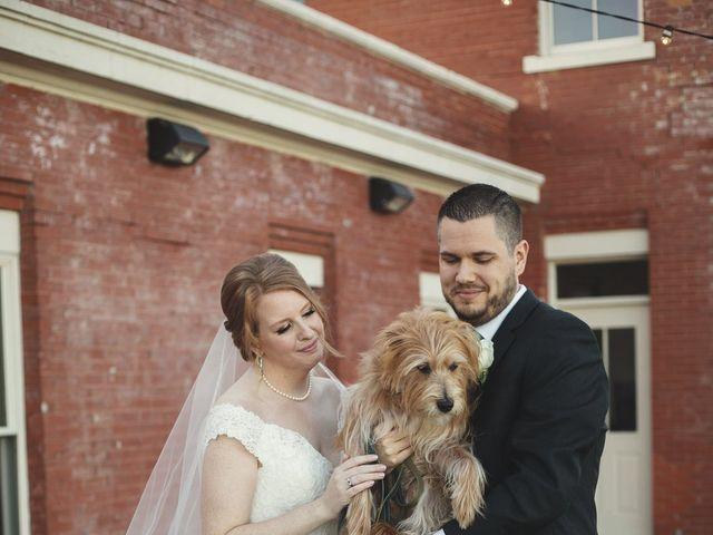 Kenley and Sarah's Wedding in Dallas, Texas 20