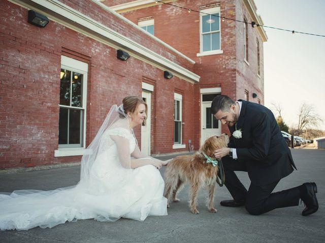 Kenley and Sarah's Wedding in Dallas, Texas 21