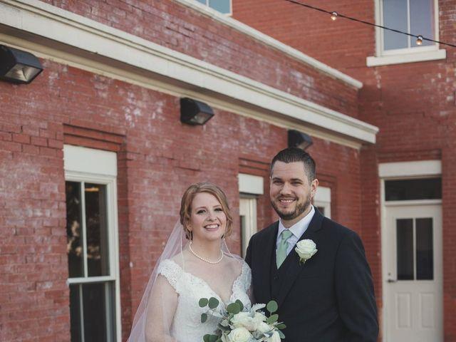 Kenley and Sarah's Wedding in Dallas, Texas 22