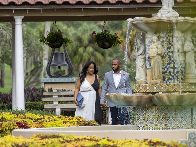 Bixby and Melonie's Wedding in Howey in the Hills, Florida 4