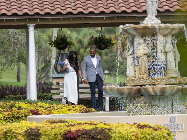 Bixby and Melonie's Wedding in Howey in the Hills, Florida 5
