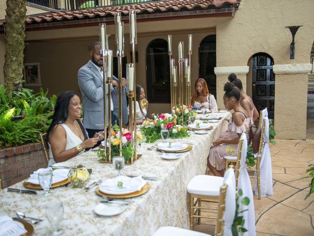Bixby and Melonie's Wedding in Howey in the Hills, Florida 16