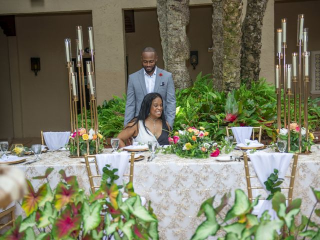 Bixby and Melonie's Wedding in Howey in the Hills, Florida 17