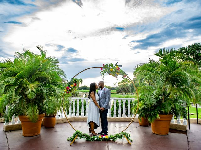 Bixby and Melonie's Wedding in Howey in the Hills, Florida 19