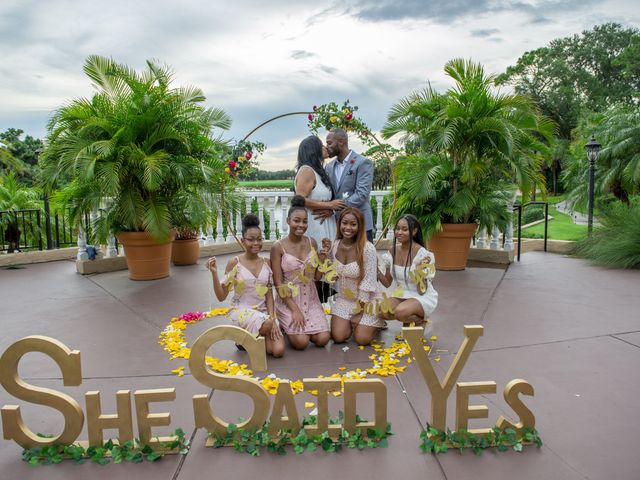 Bixby and Melonie's Wedding in Howey in the Hills, Florida 25