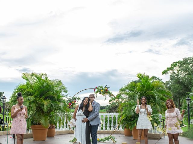 Bixby and Melonie's Wedding in Howey in the Hills, Florida 28