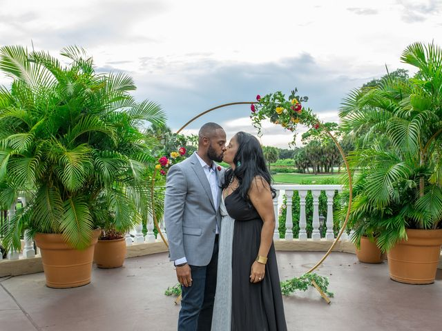 Bixby and Melonie's Wedding in Howey in the Hills, Florida 30