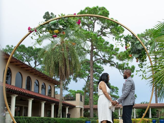 Bixby and Melonie's Wedding in Howey in the Hills, Florida 36