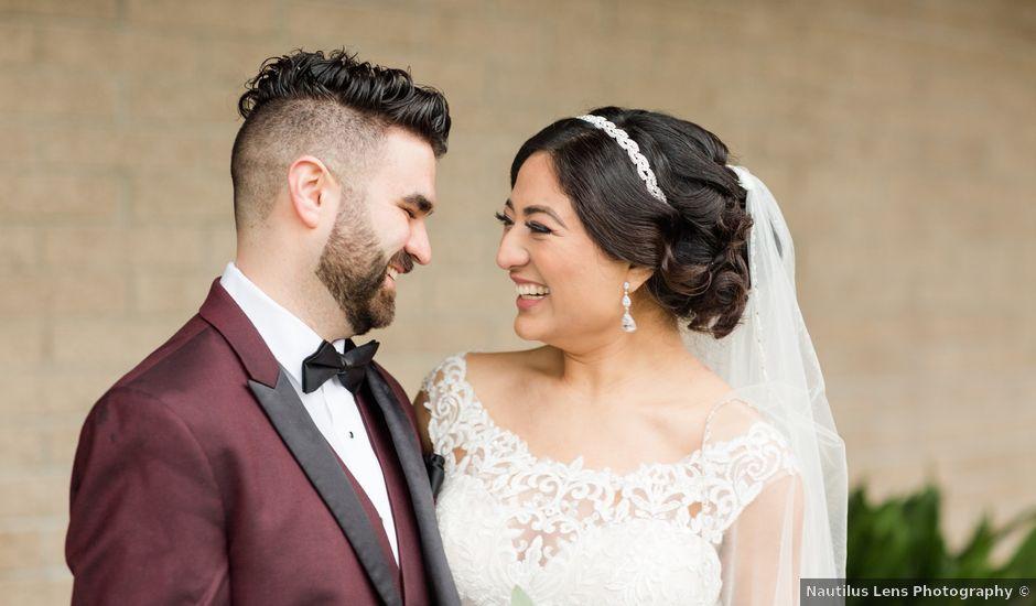 Spencer and Cynthia's Wedding in Walnut Creek, California