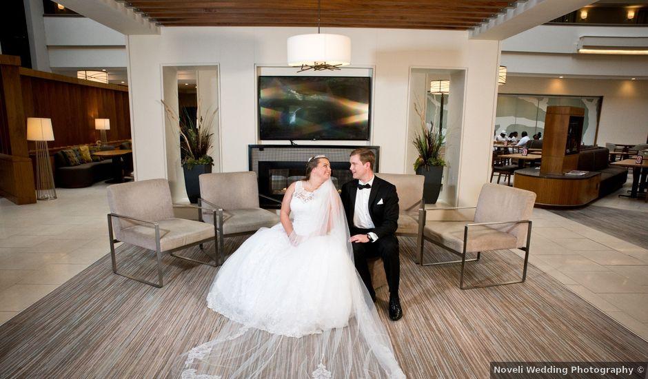Zack and Amanda's Wedding in Greenville, South Carolina