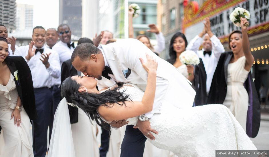 James and Tiffany's Wedding in Chicago, Illinois