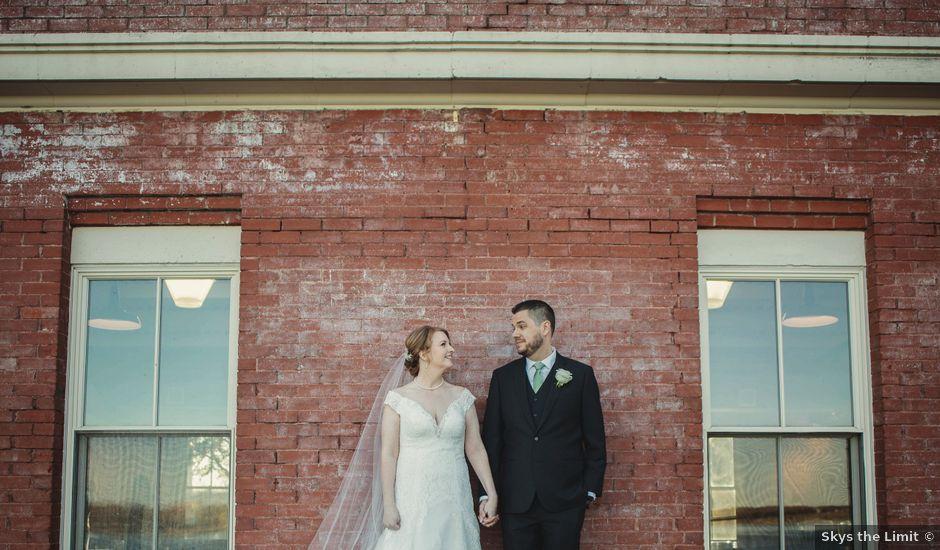 Kenley and Sarah's Wedding in Dallas, Texas