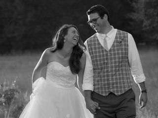 The wedding of Aric and Arianna 1