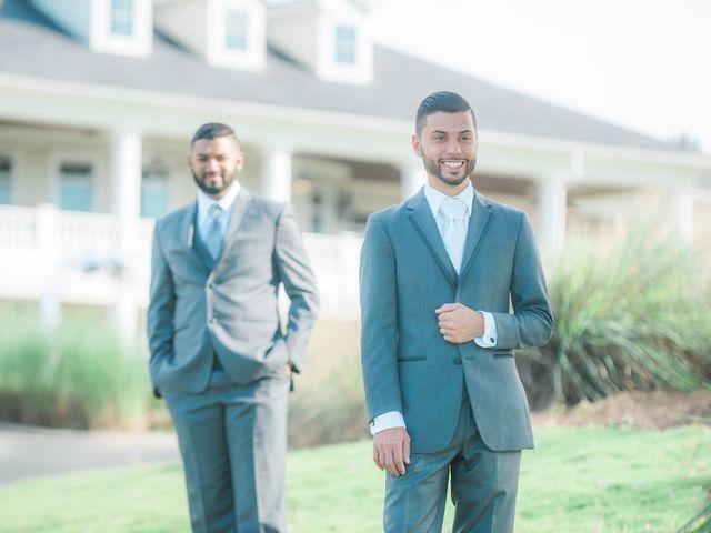 Joey and Nick's Wedding in Brooksville, Florida 4