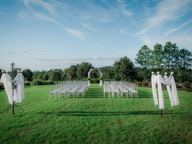 Joey and Nick's Wedding in Brooksville, Florida 8