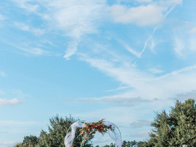 Joey and Nick's Wedding in Brooksville, Florida 9