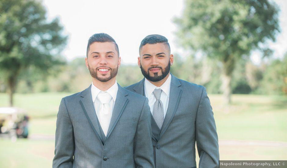 Joey and Nick's Wedding in Brooksville, Florida