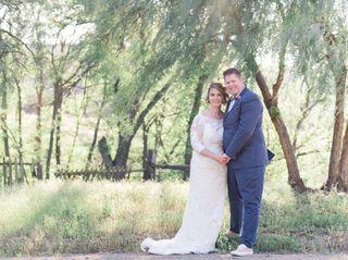 The wedding of Jenn and Ian 3