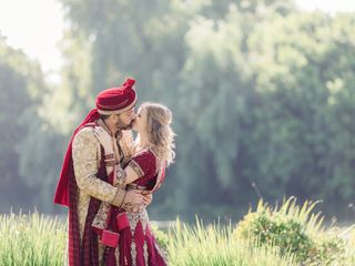 The wedding of Cara and Sivan