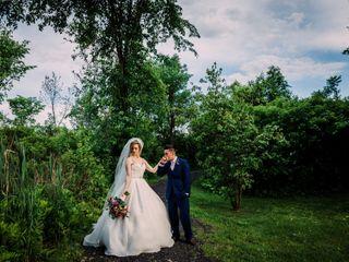 The wedding of Katherine and Stephanie