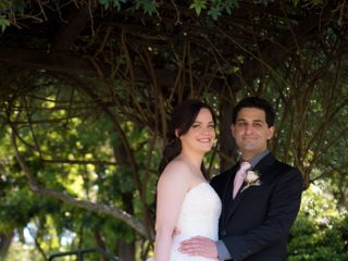 The wedding of Bethany and Ethan 2