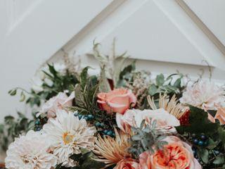 The wedding of Elissa and Joe 1