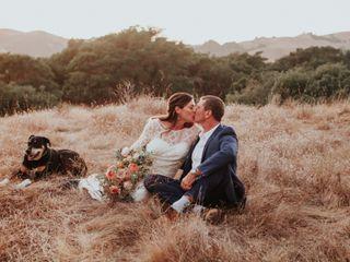 The wedding of Elissa and Joe