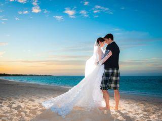 The wedding of Natasha and Jonathan