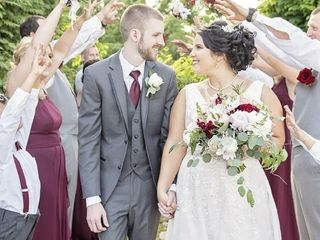 The wedding of Kylie and Weston 3