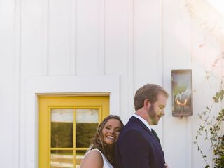 The wedding of Ansley  and Drew  2