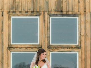 The wedding of Megan and Joe 1