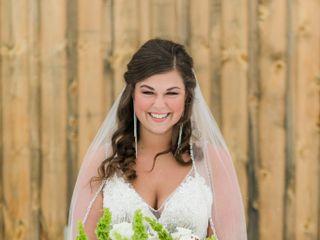 The wedding of Megan and Joe 2