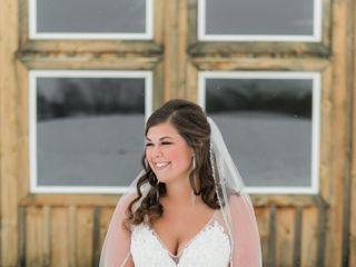 The wedding of Megan and Joe 3