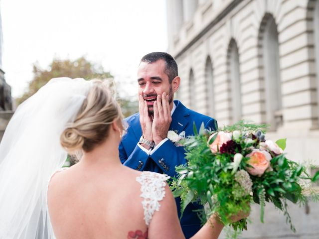 Jayme and Rachael's Wedding in Cleveland, Ohio 1
