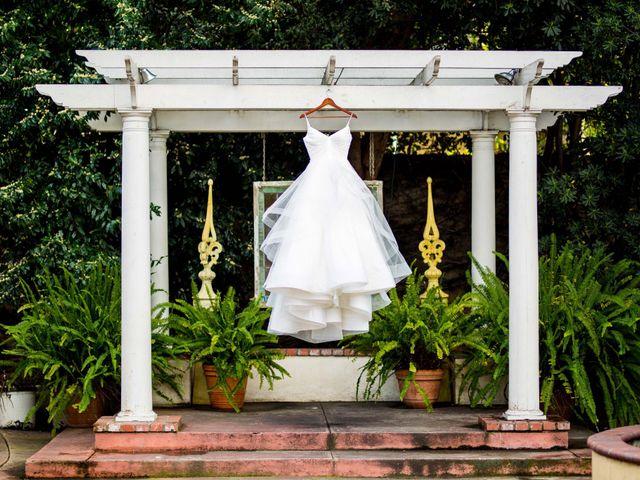 Michelle and Garrett's Wedding in Orange, California 5