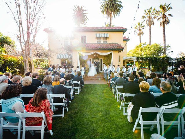 Michelle and Garrett's Wedding in Orange, California 1