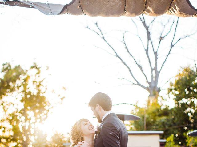 Michelle and Garrett's Wedding in Orange, California 2