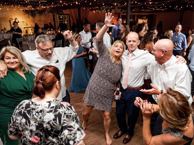 David and Gina's Wedding in Syracuse, New York 8