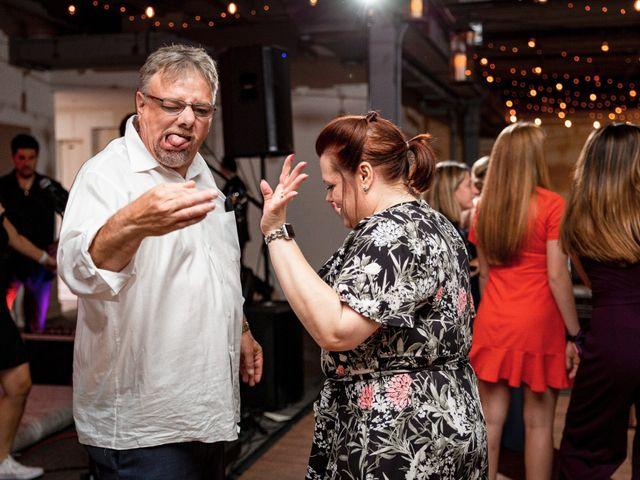 David and Gina's Wedding in Syracuse, New York 9