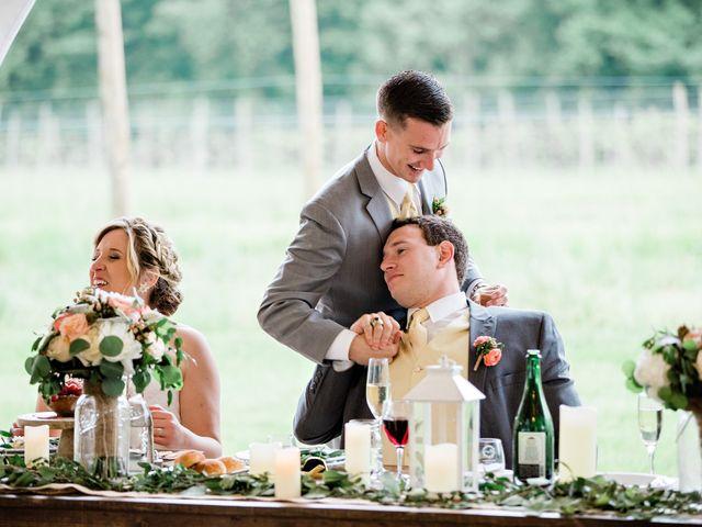Edward and Diana's Wedding in Buchanan, Michigan 20