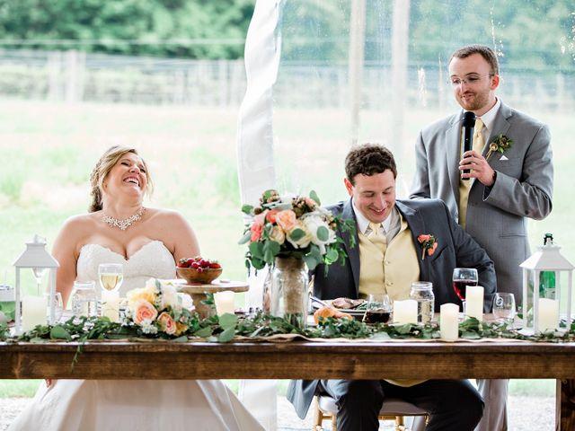 Edward and Diana's Wedding in Buchanan, Michigan 24