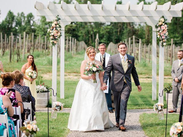 Edward and Diana's Wedding in Buchanan, Michigan 42