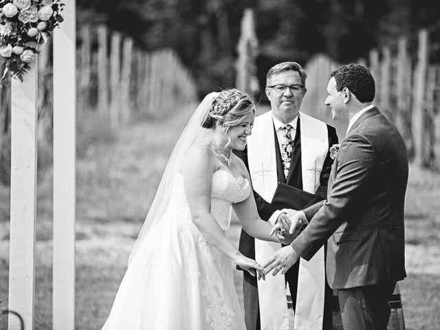 Edward and Diana's Wedding in Buchanan, Michigan 43