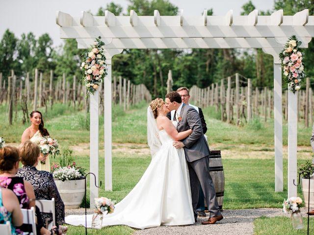 Edward and Diana's Wedding in Buchanan, Michigan 44