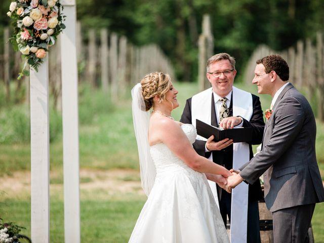 Edward and Diana's Wedding in Buchanan, Michigan 45