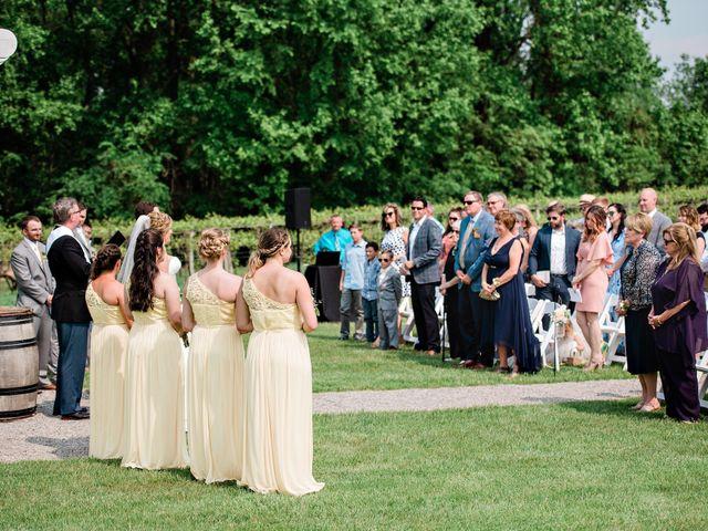 Edward and Diana's Wedding in Buchanan, Michigan 47